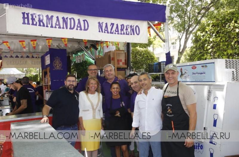 Marbella celebrates San Bernabe Weeklong Fair June 2018 Updated