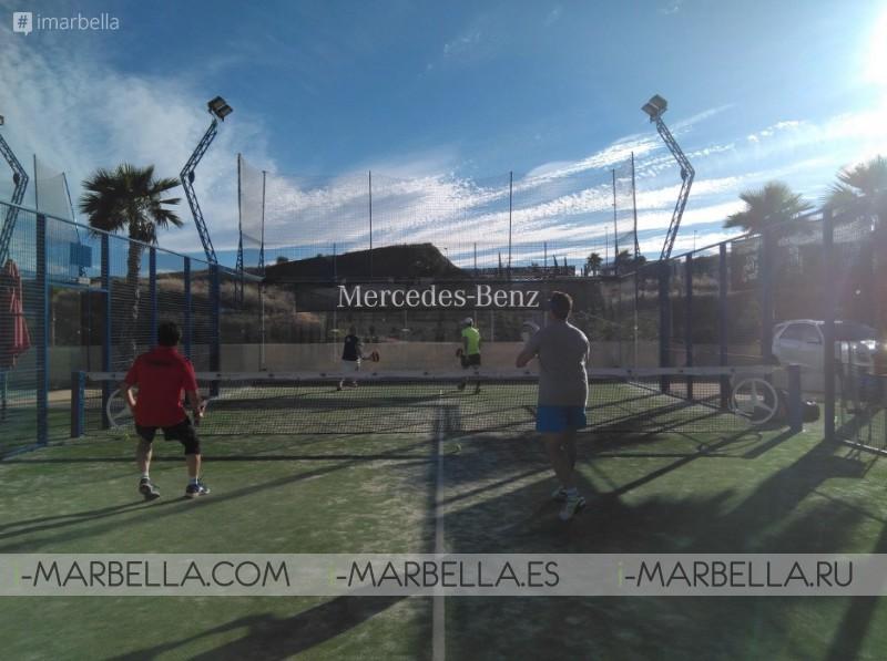 Los Ganadores del Torneo Ibericar Benet de Pádel en la Reserva del Higuerón Sport Club  Junio 2018 Galería