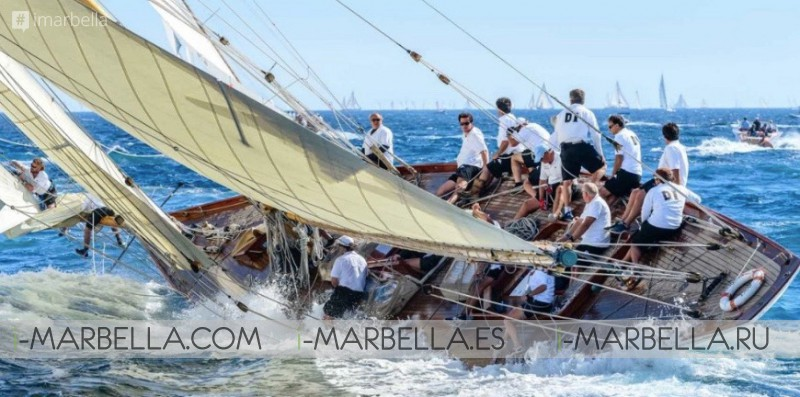 I Marina Sotogrande Classic Week @Sotogrande July 3rd to 7th, 2018