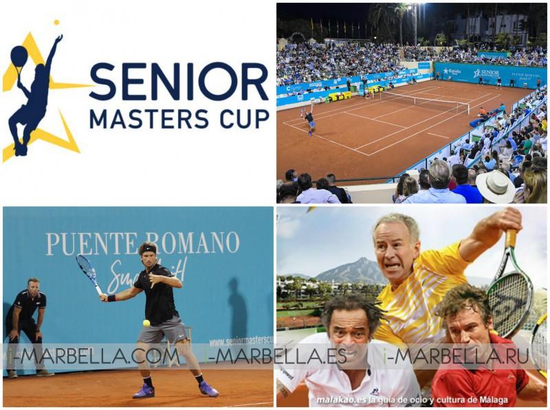 III Senior Masters Cup @ Puente Romano, Sept 28-29, 2018