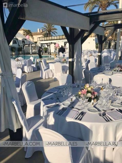 Rich List owner Bally Singh & Ana Santos got married in Marbella June 2018