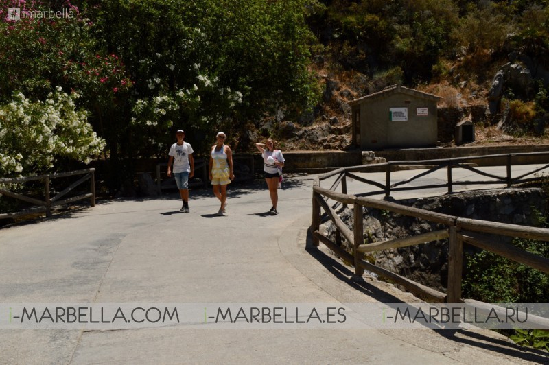 Annika Urm Blog: Unforgettable hiking day with my family in Marbella 2018