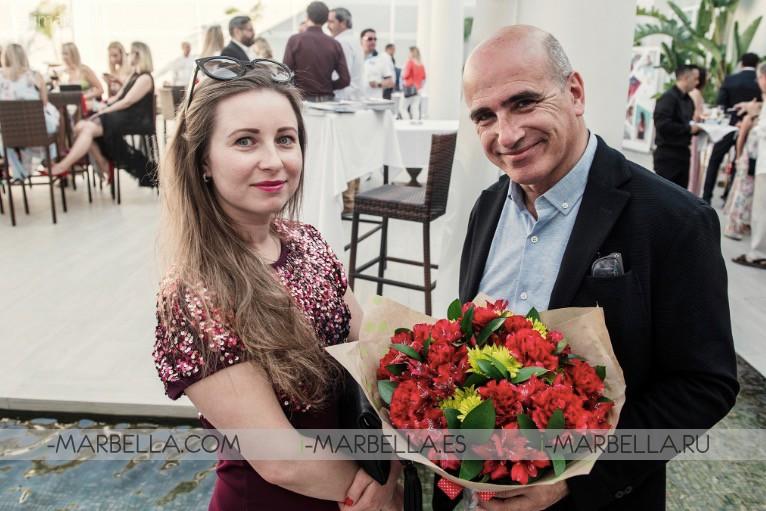 Luks Marbella celebrating 5th Anniversary at Kitch Social Club June 14, 2018