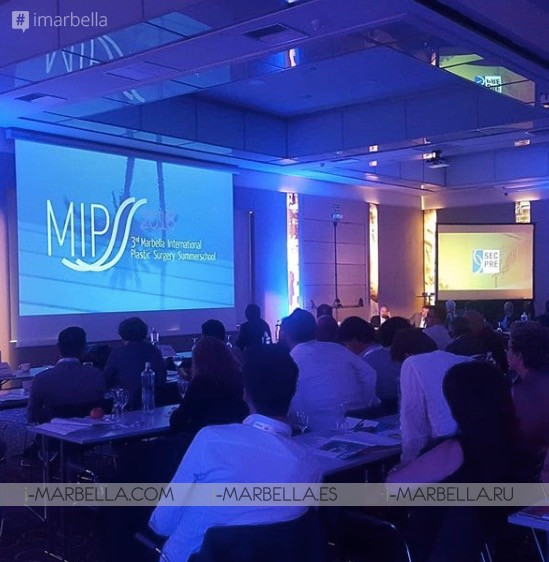 Dr. Kai Kaye 3rd International Plastic Surgery School brought to Marbella over 140 surgeons 2018