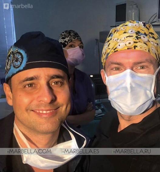 Dr. Kai Kaye 3rd International Plastic Surgery School brought to Marbella over 140 surgeons 2018
