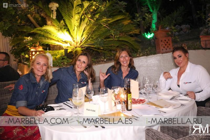 Sergio Scariolo Charity Event with Maria Bravo at Finca Besaya Marbella June 2018