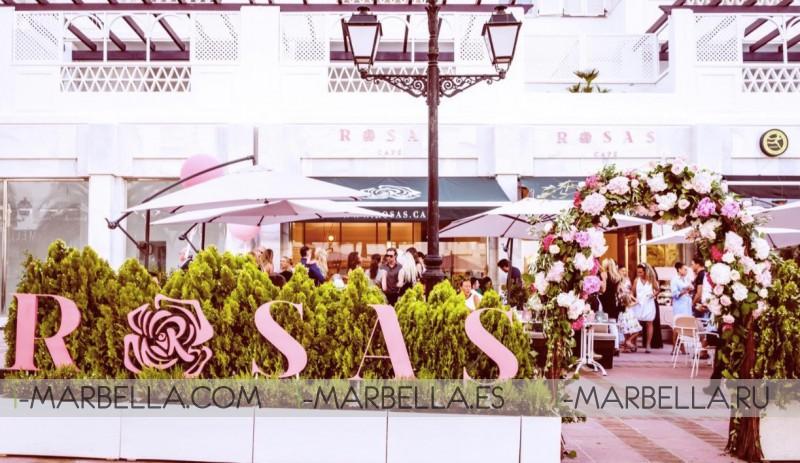 Rosas Cafe Marbella Opening June 2018 Gallery