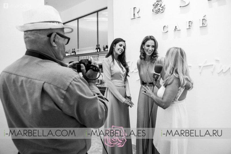 Rosas Cafe Marbella Opening June 2018 Gallery
