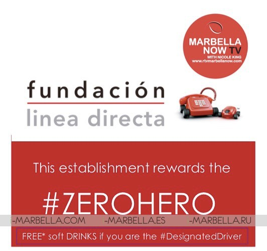 What is a #ZeroHero Marbella by  Nicole King June 2018