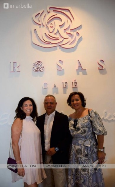 Rosas Cafe Marbella Opening June 2018 Gallery Vol 2