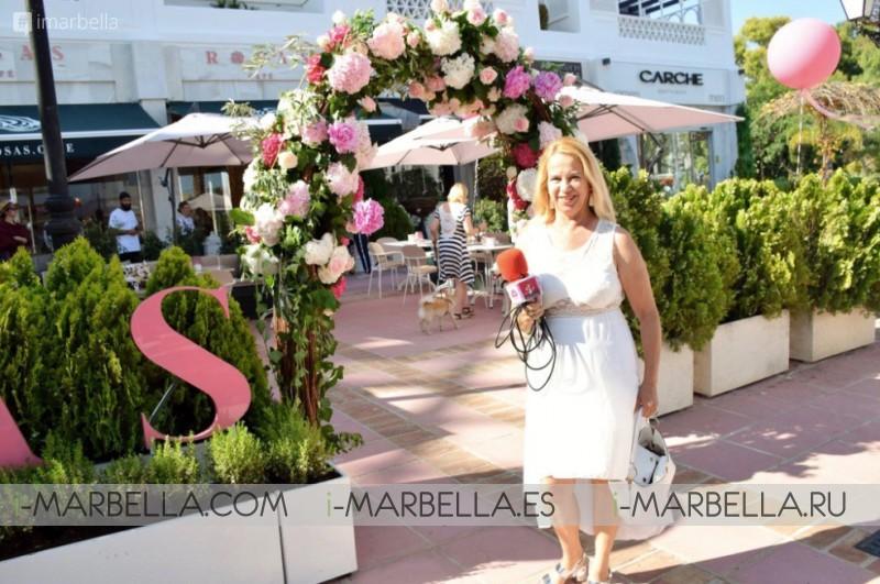 Rosas Cafe Marbella Opening June 2018 Gallery Vol 2