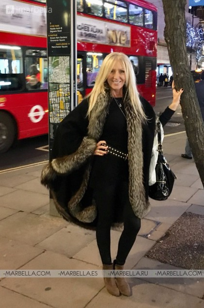 Karina Miller Blog 2: A Lady in London June 2018