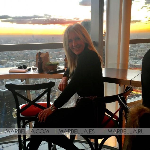Karina Miller Blog 2: A Lady in London June 2018