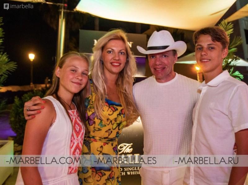 San Juan Night Fireworks at Besaya Beach Marbella XMagazine Gallery 2018