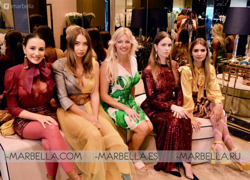 Elisabetta Franchi I-Marbella Exclusive Interview June 2018