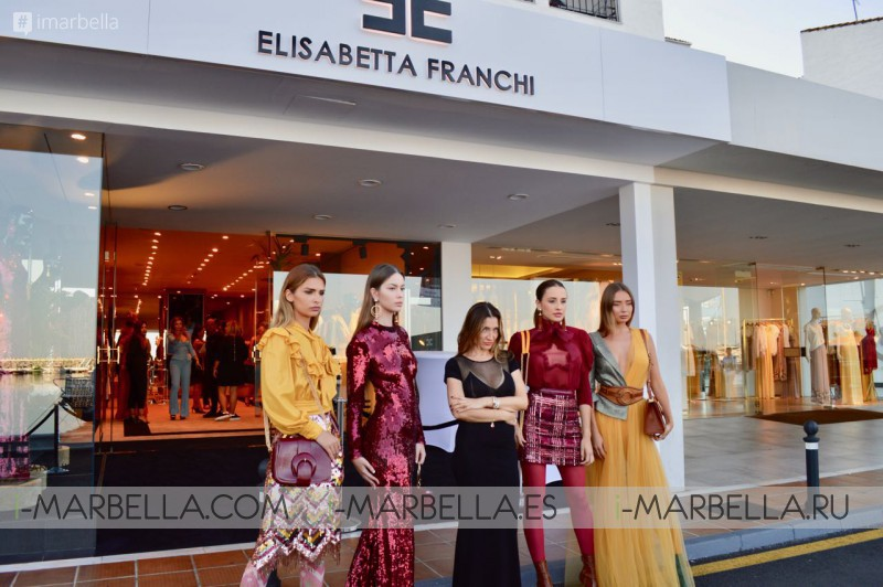 Elisabetta Franchi I-Marbella Exclusive Interview June 2018