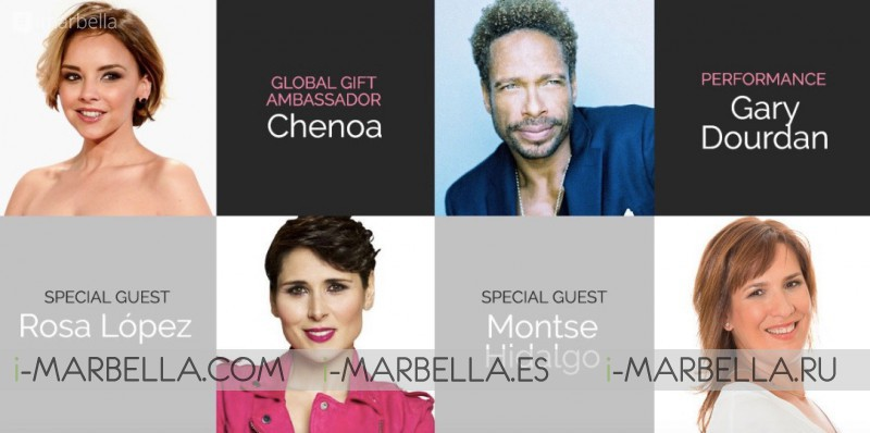 Luis Fonsi will be awarded at the VII Global Gift Gala @Marbella July 29, 2018