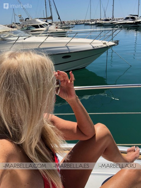 Karina Miller Blog 3: Back to Marbella! May 2018