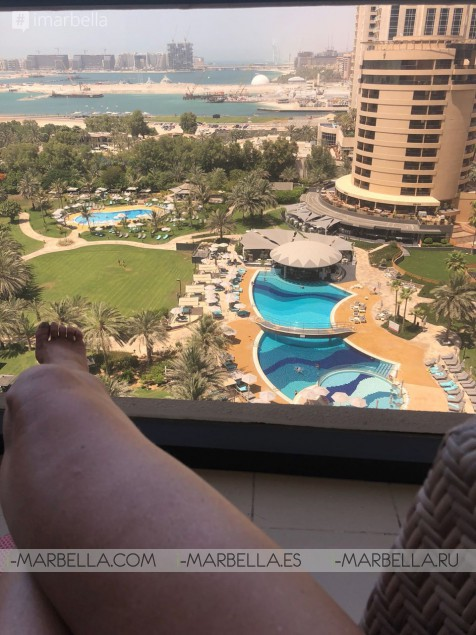 Karina Miller Blog 4: Again In The Fabulous Dubai, Can't Wait!