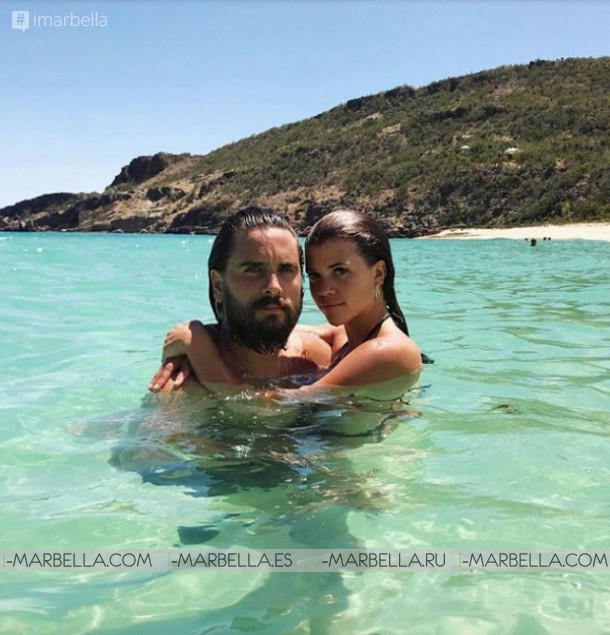 Scott Disick, Sofia Richie and their romantic getaway to Marbella July 2018