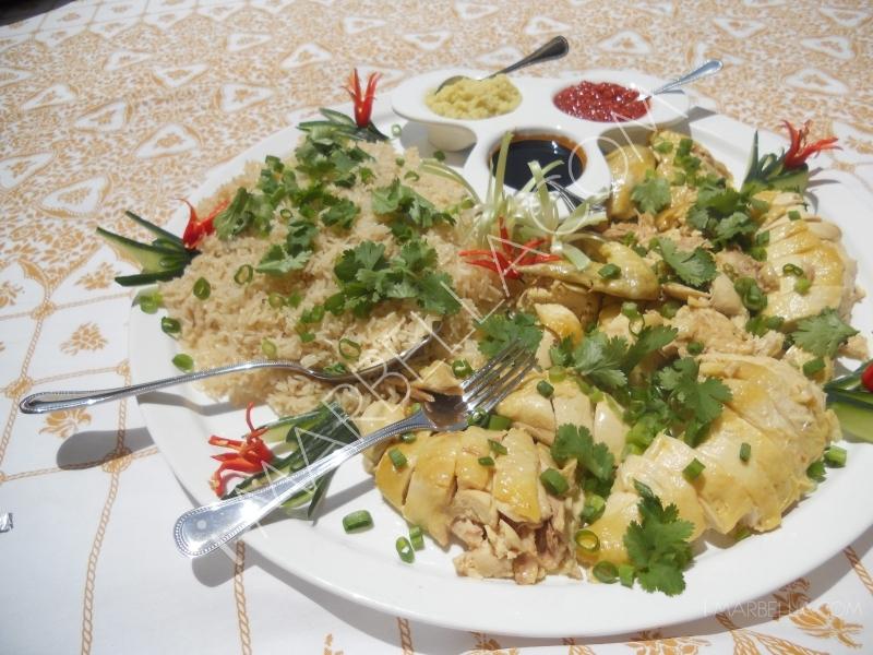 International Lunch at Xusan Teo's House
