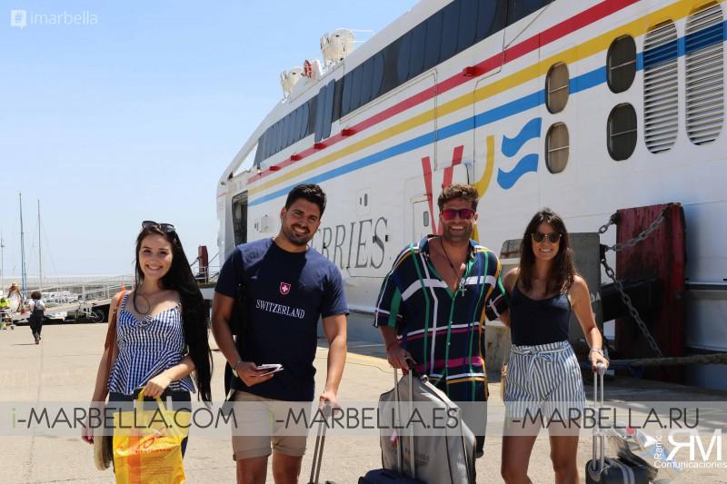 Intershipping, transporte oficial de Invitados Premios Internacionales Ramos Comunicaciones 2018