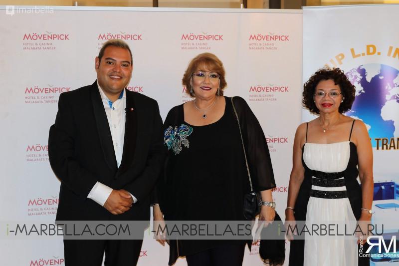 XI Aniversario y III Gala Premios Internacionales Ramos Comunicaciones 2018