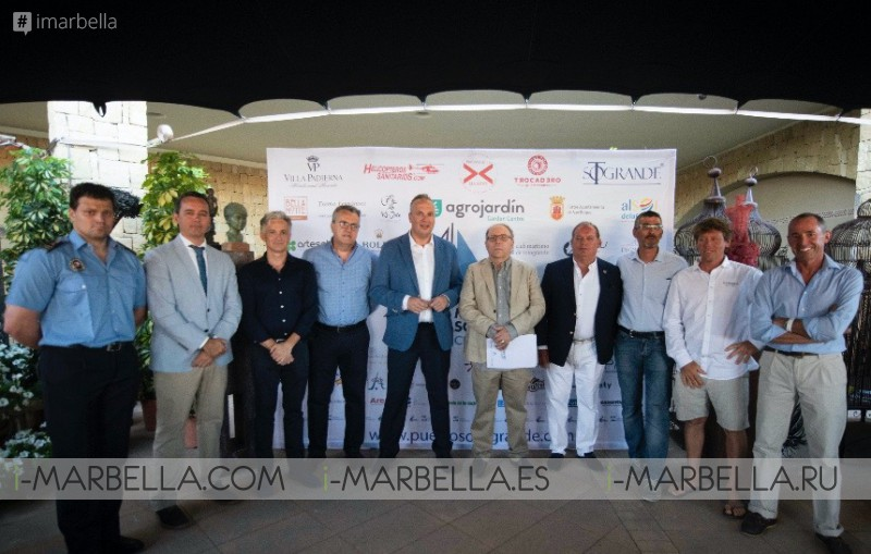 Marina Sotogrande Classic Week Winners July 2018 Gallery