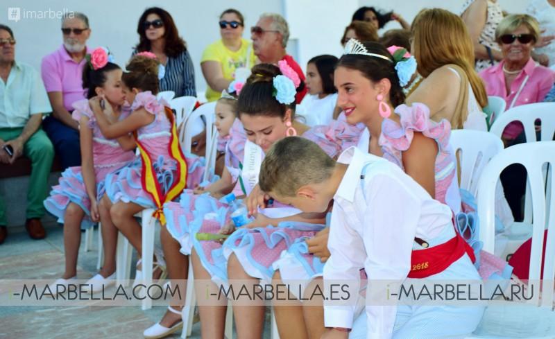Celebración de la Virgen del Carmen @ Marbella, Julio 2018