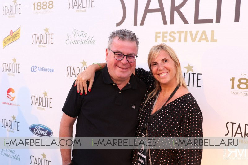 Rosario and Rosana at Starlite Festival - 2018