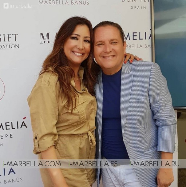 Luis Fonsi and Maria Bravo revealed details about the VII Philanthropic Weekend in Marbella July 2018 Gallery