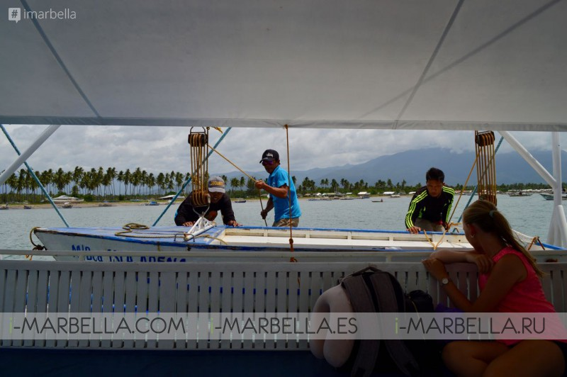 Annika Urm Blog: Palawan Underground world longest river and Private Arena Island