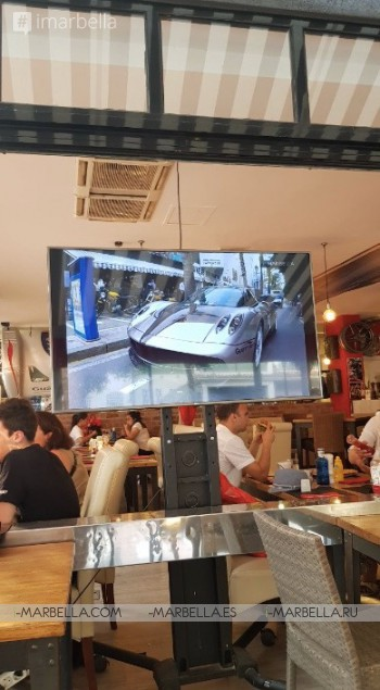 Daytona Motor Passion - Good Food Great Atmosphere in Puerto Banus July 2018