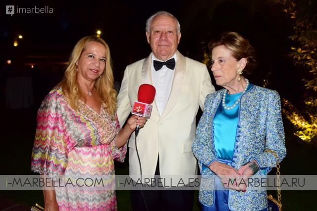 Rotary Club Marbella Summer Charity GALA 2018 Gallery Vol 2