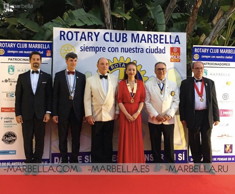 Rotary Club Marbella Summer Charity GALA 2018 Gallery Vol 2