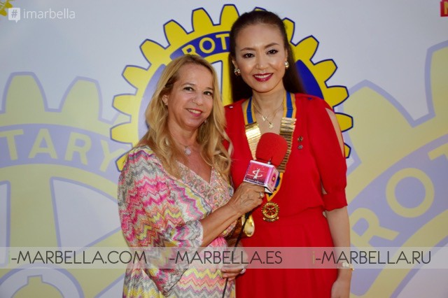 Rotary Club Marbella collected more than 11.000€ with their annual charity gala - July 2018 Gallery Vol 1