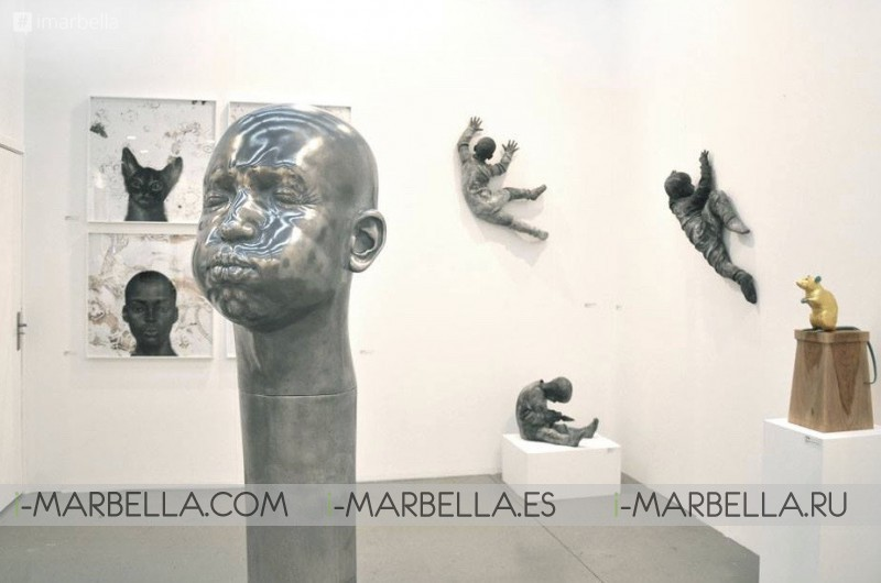 Marbella becomes the city of contemporary art thanks to the fair 'ART MARBELLA' July 2018