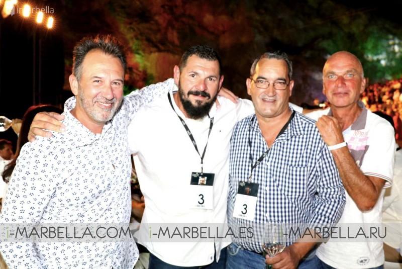 Maná en el Festival Starlite Marbella July 25, 2018 Galería