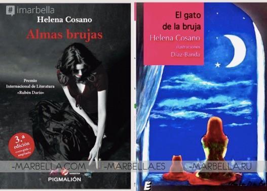 Encuentro Cultural con la escritora Helena Cosano en @Kempinski Hotel Bahía 01 Agosto 2018