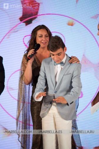 Global Gift premia la labor solidaria de Luis Fonsi Julio 2018 Galería