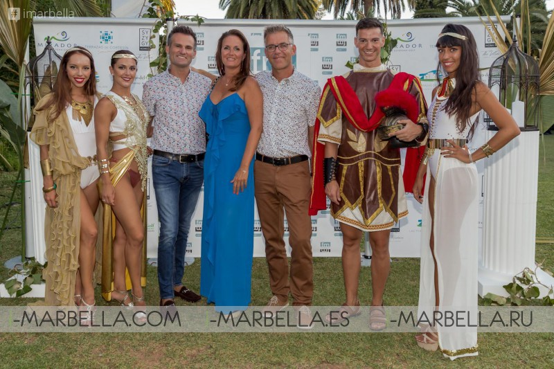 FM Consulting XXVIII anniversary party @ Marbella, July 30 2018 - Gallery