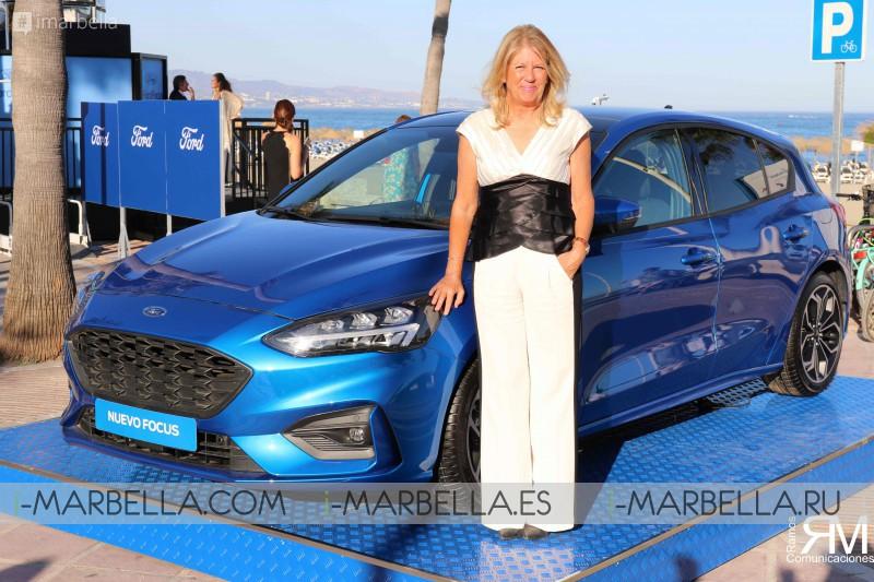 Presentación del nuevo Ford Focus en Puerto Banús - 26 Julio 2018