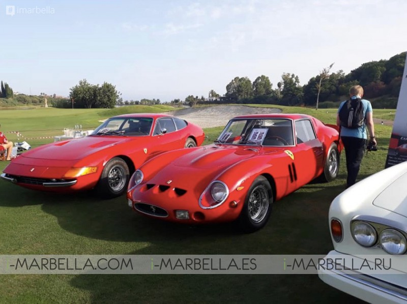 Horacio Pagani Guest of Honor at Autobello Marbella 2018 Gallery