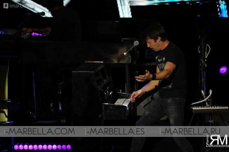 James Blunt hechiza @StarliteFestival en su concierto del 3 de Agosto 2018