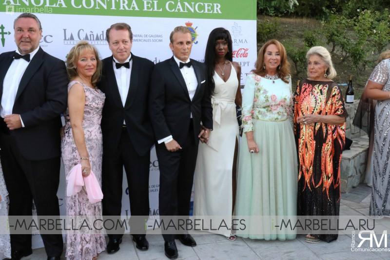 AECC Marbella's 35th Anniversary Gala Raises Over € 250.000 @Real Club de Golf Guadalmina August 5, 2018