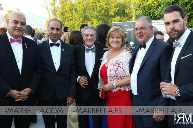 AECC Marbella's 35th Anniversary Gala Raises Over € 250.000 @Real Club de Golf Guadalmina August 5, 2018