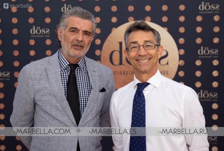Döss Restaurant New Concept arrived in Marbella - August 2018