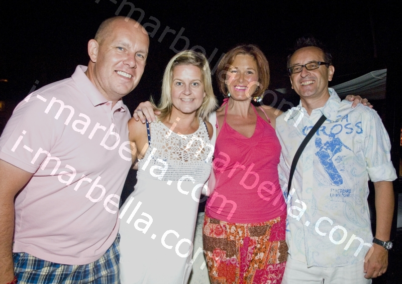 Third World Summer Concert at Puro Beach, Laguna Village, Estepona