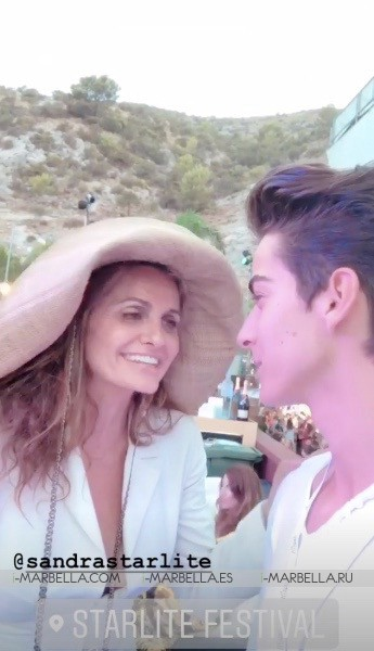 Marbella influencer Salman Yousra and Carolina Molina: Inside Their Romance 2018