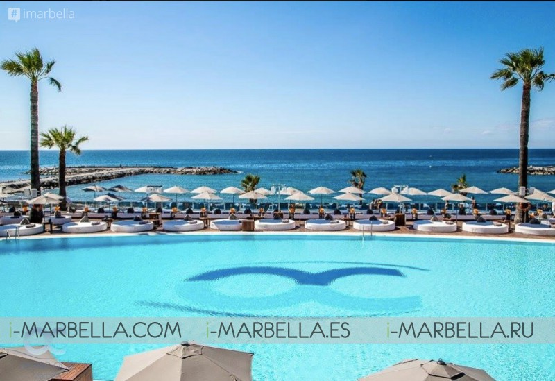 EXCLUSIVE: Interview with Lovely Laura & Ben Santiago before public debut @Ocean Club Marbella August 15, 2018